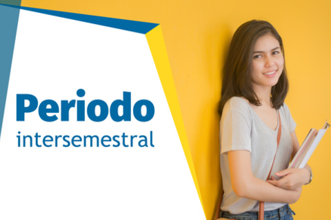 estudiante periodo intersemestral universidad